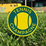 Tennis Champagne opening
