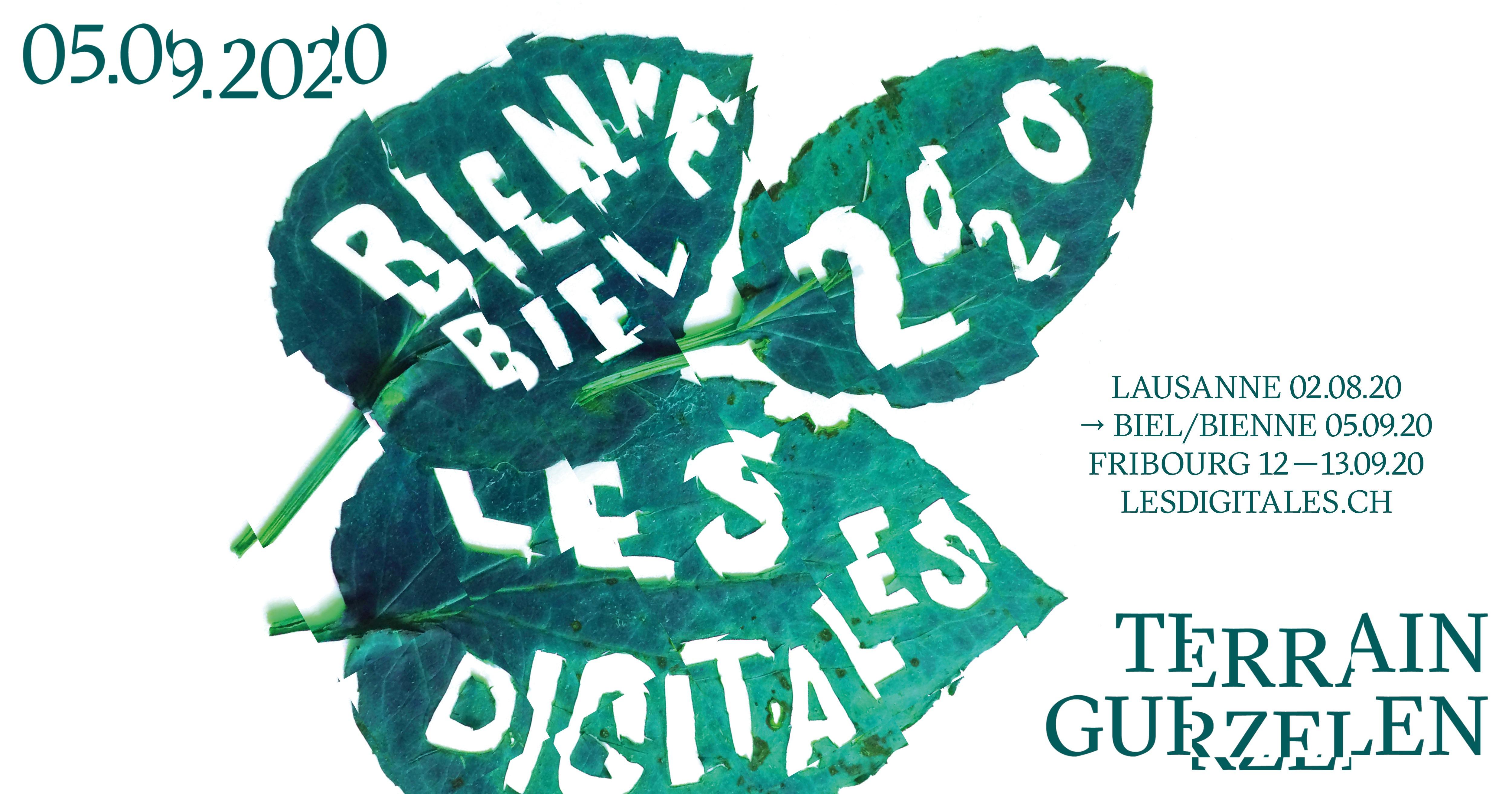 Les Digitales Bienne 5 septembre 2020
